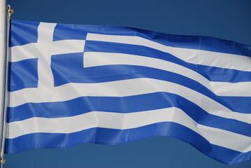 Fahne Banner Flagge  Griechenland Hellas