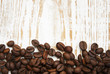 canvas print picture - Coffee beans