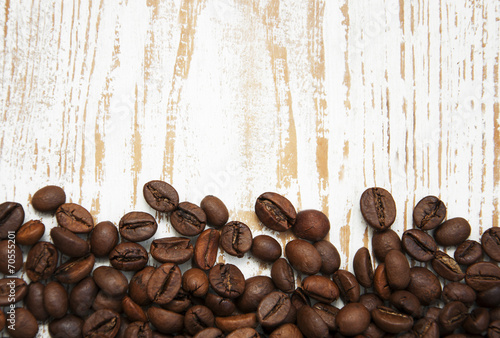canvas print picture Coffee beans