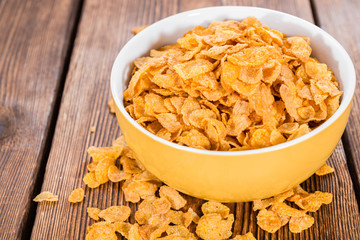 Golden Cornflakes