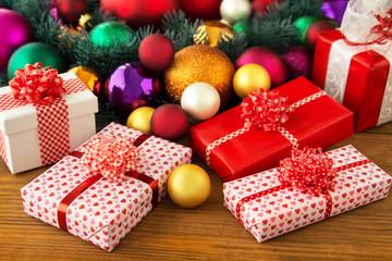 Weihnachten - Geschenke