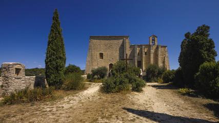 St Saturnin des Apt, Provence, Kapelle