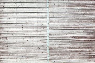 Digitally generated grey wooden planks