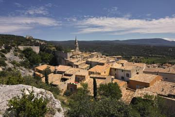 St Saturnin des Apt, Provence