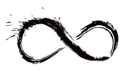 Gunge infinity symbol