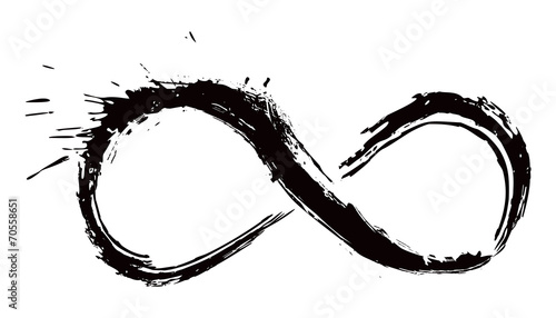 Gunge infinity symbol - 70558651