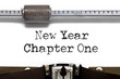 New Year and Chapter