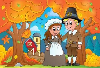 Thanksgiving theme image 7