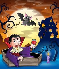 Vampire theme image 2