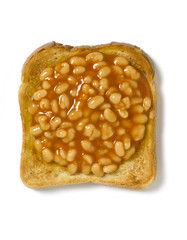 Toast and Beans
