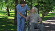 Healthcare and Attendance to Seniors