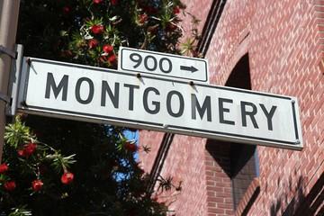 San Francisco, Montgomery Street