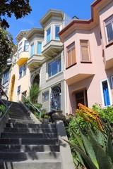 San Francisco, California - Telegraph Hill