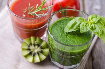 Gemüse, Gemüsedrink, smoothie