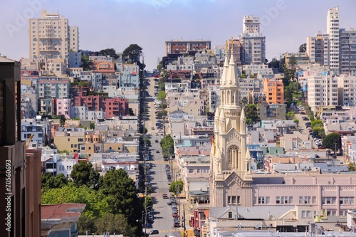 San Francisco - Russian Hill