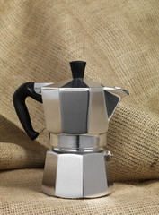 Moca coffee pot