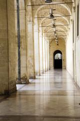 Corridoio chiostro Leccese
