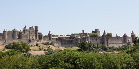 Carcassonne Landscape