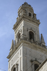 Campanile cattedrale lecce