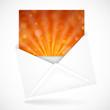Postal Envelopes With Greeting Card