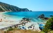 Obrazy na płótnie, fototapety, zdjęcia, fotoobrazy drukowane : Petani Beach (Kefalonia, Greece)