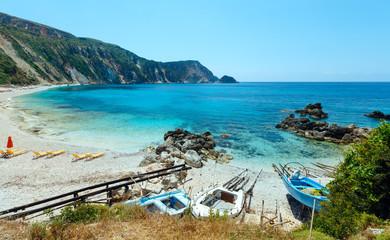 Petani Beach (Kefalonia, Greece)