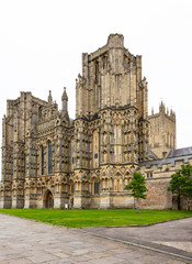 Wells Cathedral, Wells, Somerset, England