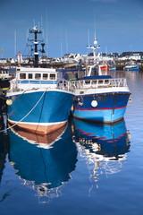 Port du Guilvinec Bateaux de Pêche