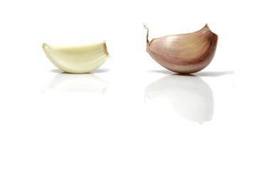 Dientes de ajo