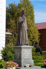 monument priest