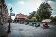 Leinwanddruck Bild - Jackson Square New Orleans