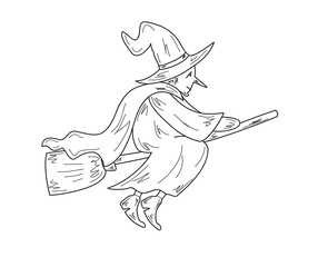 old witch