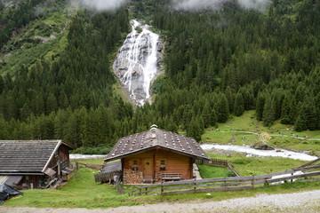 Grawa-Wasserfall, Stubaital
