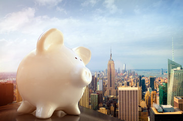 .Piggybank in New york
