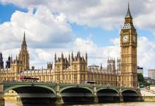 "Постер, картина, фотообои ""Westminster view"""