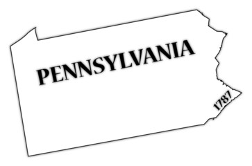 Pennsylvania State and Date
