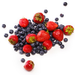 Delicious, natural berries