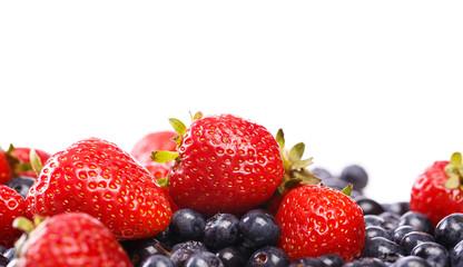 Delicious, natural berries