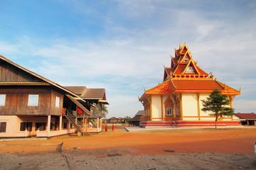 Wat Pra Thart Ing Hung, Savannakhet, Laos