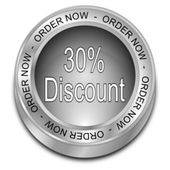 30% Discount - Order now Button
