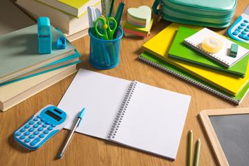 Student's desktop