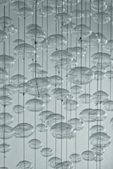 Plastic Ceiling Decoration