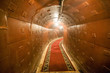 russian underground tunnel - 70576675