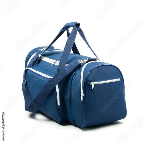 canvas print picture Sport bag
