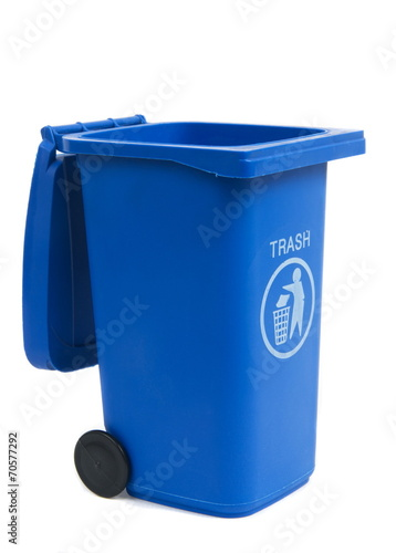 rubbish bin - 70577292