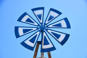 molino de viento tradicional