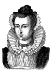 Queen of Scottland : Mary Stuart - 16th century