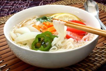 フォー ベジタブルフォー ベトナム料理