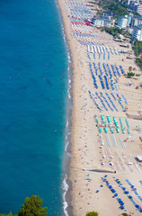 Cleopatra Beach, Alanya Turkey