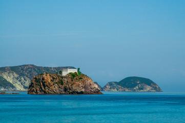 Faro dell'isola di Ponza